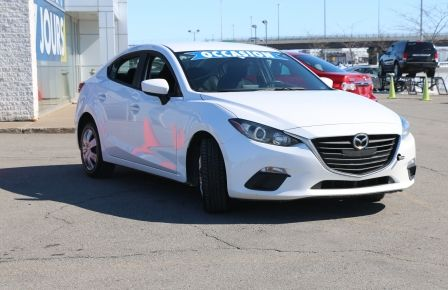 2016 Mazda 3 GX A/C Bluetooth Cruise MP3/USB FIABLE #0