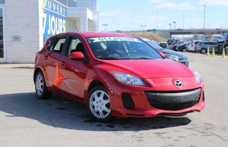 2013 Mazda 3 SPORT GX MAN AUX/MP3 #0