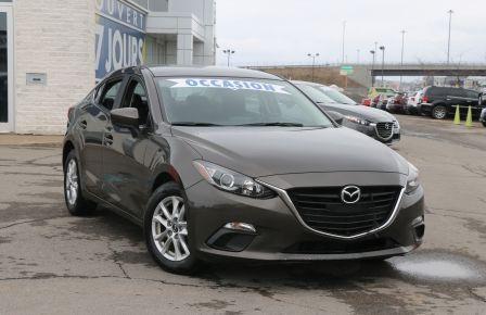 2014 Mazda 3 GS-SKY AUTO CAM DE RECUL BLUETOOTH MAGS #0