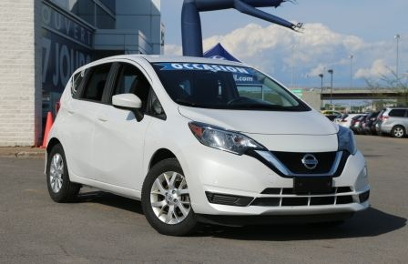 2017 Nissan Versa Note SV AUTO A/C CAMERA BANC CHAUFFANT #0