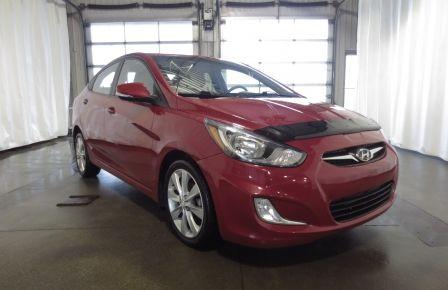2013 Hyundai Accent GLS TOIT BLUETOOTH SIEGES CHAUFFANTS #0