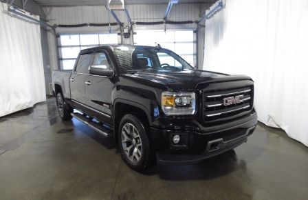2015 GMC Sierra 1500 SLE ALL TERRAIN CREW Z71 CAMÉRA BLUETOOTH #0