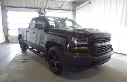 2016 Chevrolet Silverado 1500 DOUBLE CAB 4WD 5.3L BLACK OUT CAMÉRA DE RECUL 20'' #0