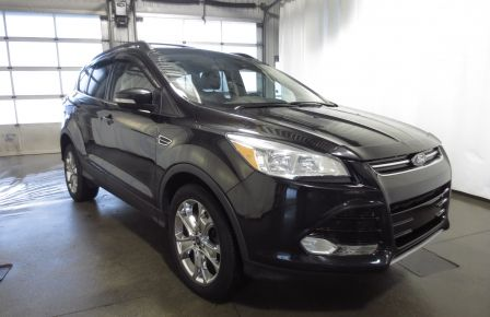 2013 Ford Escape SEL 4WD 2.0L CUIR TOIT PANORAMIQUE NAVIGATION #0