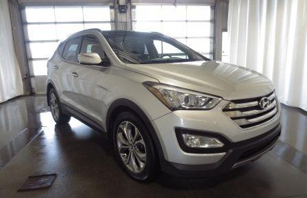 2014 Hyundai Santa Fe SE AWD CUIR TOIT VOLANT+SIEGES CHAUFFANTS BLUETOOT #0