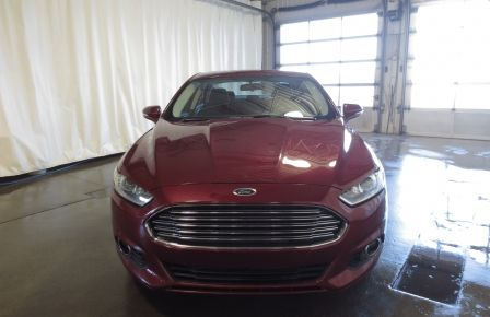 2014 Ford Fusion SE AWD TOIT NAVI CAMÉRA SIEGES CHAUFFANTS BLUETOOT #0