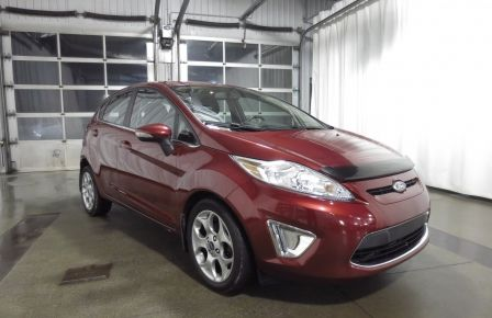 2013 Ford Fiesta Titanium AUTO A/C BLUETOOTH SIEGES CHAUFFANTS #0
