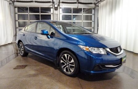 2013 Honda Civic EX TOIT CAMÉRA BLUETOOTH SIEGES CHAUFFANTS #0