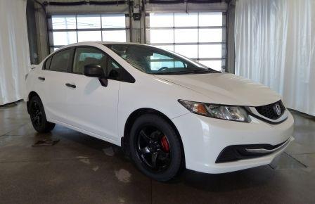 2013 Honda Civic DX GROUPE ÉLECTRIQUE MAGS AILERON VITRES TEINTÉES #0