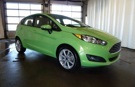2015 Ford Fiesta SE AUTO A/C BLUETOOTH SIEGES CHAUFFANTS MAGS #0