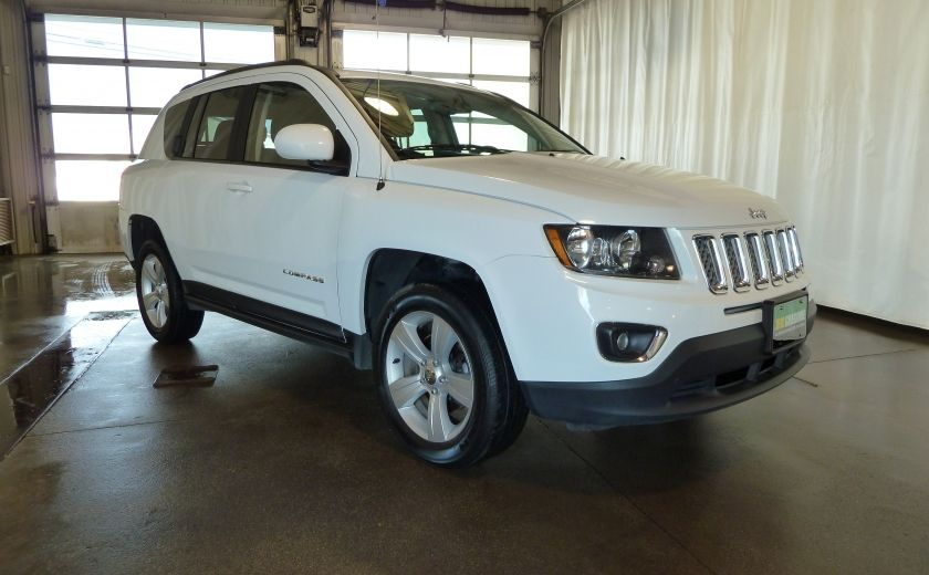 2016 Jeep Compass HIGH ALTITUDE 4WD CUIR TOIT BLUETOOTH #0