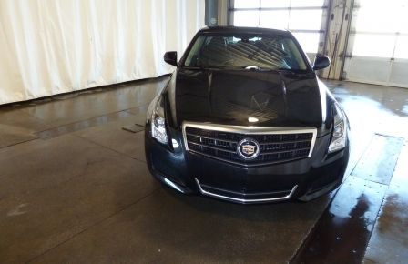 2014 Cadillac ATS AWD CUIR BLUETOOTH #0