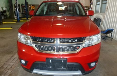 2016 Dodge Journey R/T AWD CUIR BLUETOOTH SIEGES CHAUFFANTS #0
