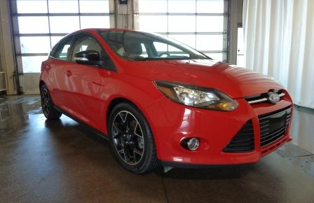 2013 Ford Focus SE SPORT AUTO BLUETOOTH SIEGES CHAUFFANTS MAGS #0