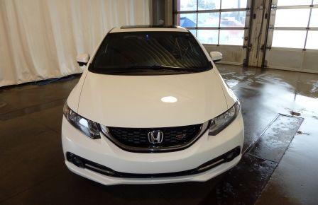 2014 Honda Civic Si TOIT GPS SIEGES CHAUFFANTS BLUETOOTH CAMÉRA #0