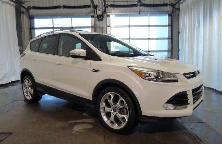 2014 Ford Escape TITANIUM 4WD 2.0L CUIR TOIT NAVI CAMÉRA BLUETOOTH #0