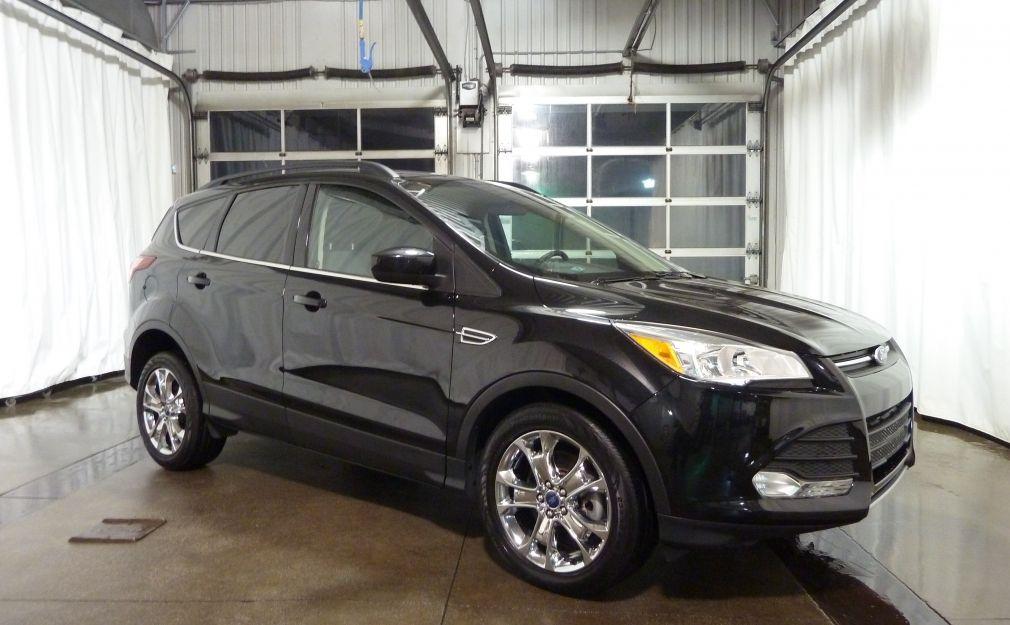 2014 Ford Escape SE 4WD GPS CAMÉRA 2.0L HITCH #0