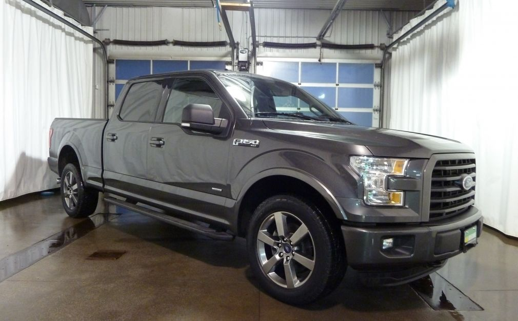 2016 Ford F150 XLT SPORT SUPERCREW GPS CAMÉRA ROUES 20'' #0