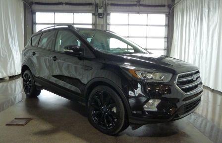2017 Ford Escape TITANIUM SPORT 4WD CUIR TOIT CAMERA GPS HITCH 2.0L #0