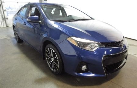 2014 Toyota Corolla S TOIT OUVRANT CAMÉRA BLUETOOTH SIEGES CHAUFFANTS #0