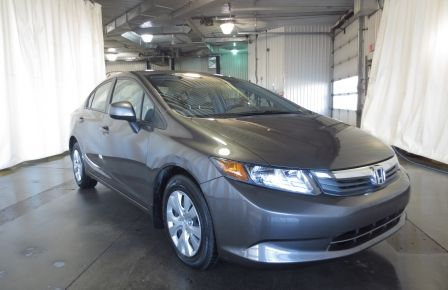 2012 Honda Civic LX AUTO BLUETOOTH #0