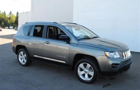2013 Jeep Compass NORTH 4X4 A/C TOIT MAGS #0