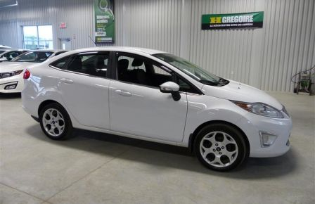2011 Ford Fiesta SEL A/C Gr-Électrique (Mags-Bluetooth) #0