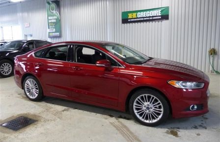 2014 Ford Fusion SEL AWD #0