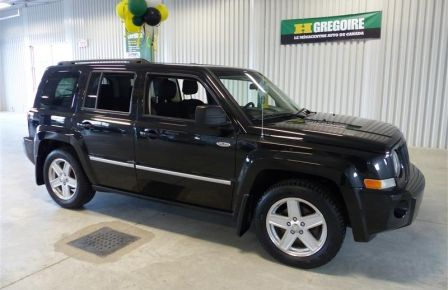 2010 Jeep Patriot North 4X4 A/C GR ELECTRIQUE #0