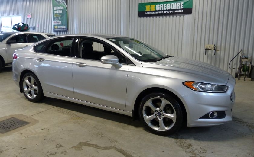 2013 Ford Fusion SE NAVIGATION AUTO A/C MAGS BLUETOOTH CAMERA RECUL #0