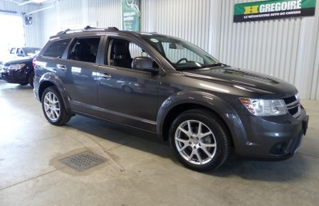 2015 Dodge Journey R/T AWD 7PASSAGERS CUIR #0