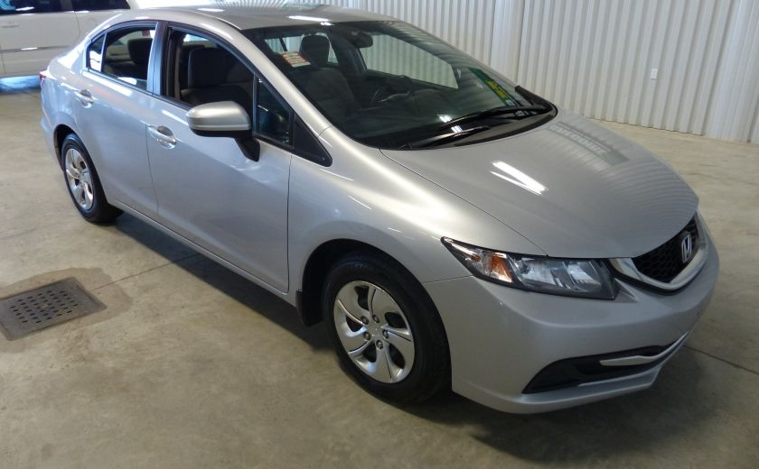 2015 Honda Civic LX A/C Gr-Électrique (Bluetooth) #0