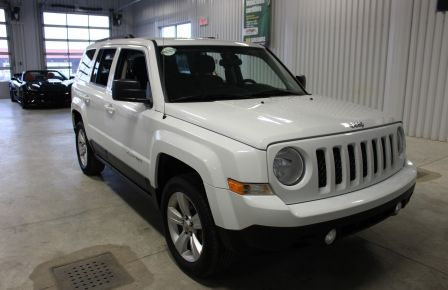 2012 Jeep Patriot NORTH AWD A/C Gr-Électrique (Mags) #0