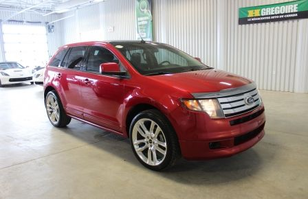 2010 Ford EDGE Sport AWD Cuir Toit Panoramique #0