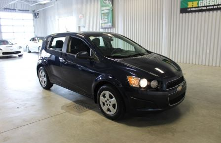 2015 Chevrolet Sonic LS Hatchback Bluetooth #0