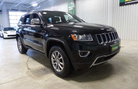 2016 Jeep Grand Cherokee Limited AWD CUIR TOIT CAM A/C #0
