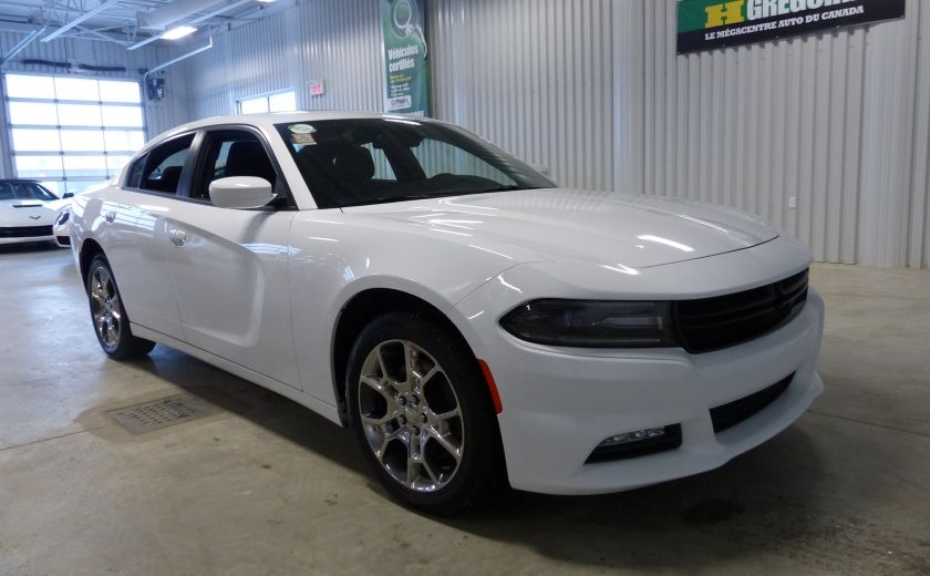 2016 Dodge Charger SXT AWD A/C Gr-Électrique (Toit-Bluetooth) #0