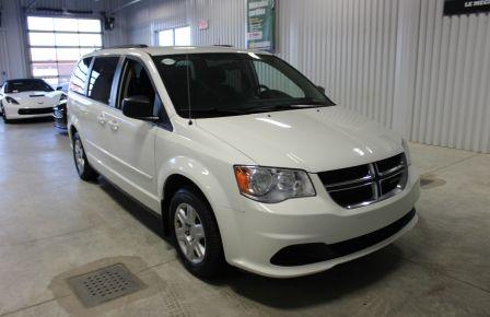 2012 Dodge GR Caravan SE STOW'N'GO A/C Gr-Électrique #0