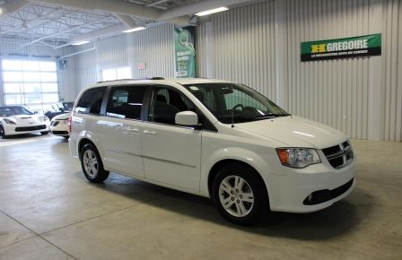 2015 Dodge GR Caravan Crew A/C Gr-Électrique (Mags-Bluetooth) #0