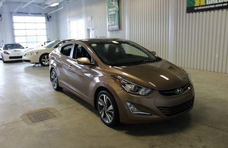 2014 Hyundai Elantra Limited (CUIR-TOIT-NAV) A/C Gr-Électrique #0