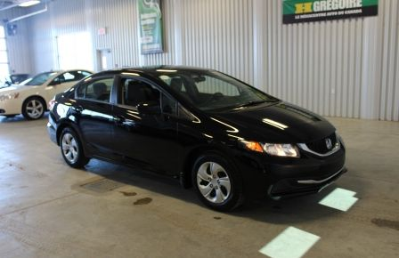 2015 Honda Civic LX AC Gr-Électrique Bluetooth #0