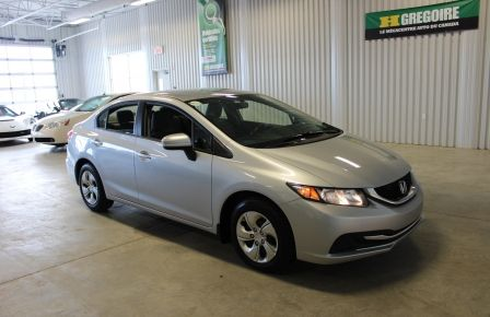 2015 Honda Civic LX A/C Gr-Électrique Cam Bluetooth #0