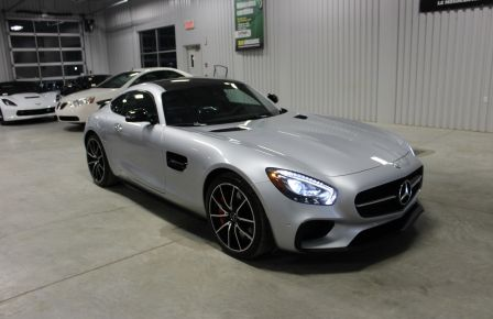 2016 Mercedes Benz AMG GT-S ONE ÉDITION V8 Biturbo (Cuir-Nav) #0