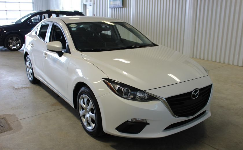 2016 Mazda 3 GX A/C Gr-Électrique (Caméra-Bluetooth) #0