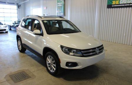 2013 Volkswagen Tiguan Comfortline AWD (Cuir-Toit Pano-Nav-Bluetooth) #0
