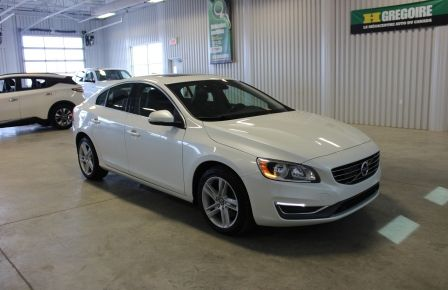 2015 Volvo S60 T5 Premier Plus AWD (Cuir-Toit-Mags) #0