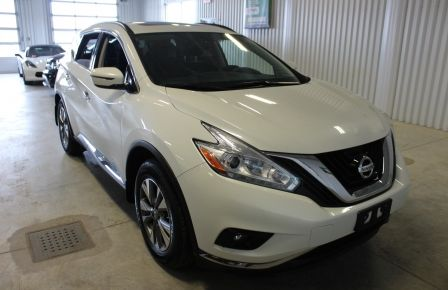 2016 Nissan Murano SV AWD (Mags-Toit Double-Caméra-Bluetooth) #0
