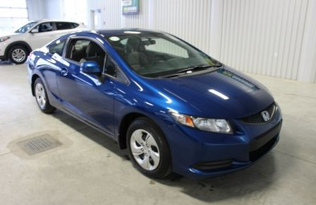 2013 Honda Civic LX Coupé A/C Gr-Électrique (Bluetooth) #0
