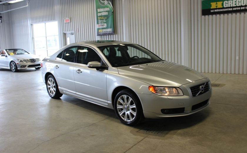 2011 Volvo S80 BASE Cuir Toit Ouvrant Bluetooth #0