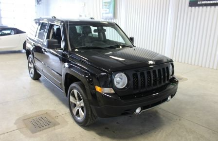 2016 Jeep Patriot High Altitude 4X4 Cuir Toit Ouvrant #0